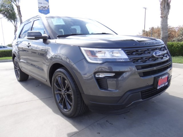 Used 2019 Ford Explorer XLT in Hanford, CA