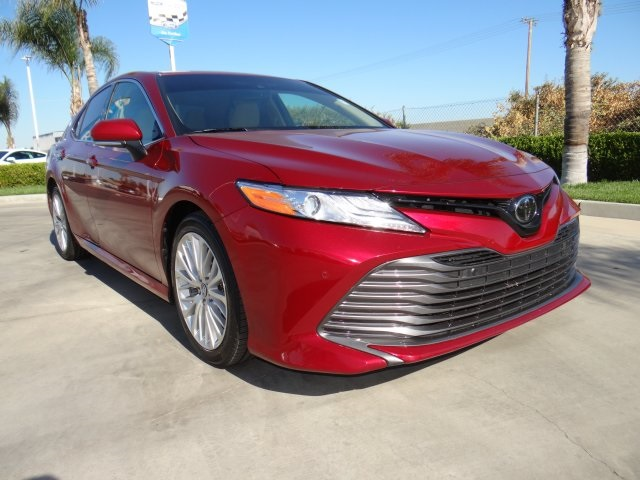 Used 2018 Toyota Camry XLE in Hanford, CA