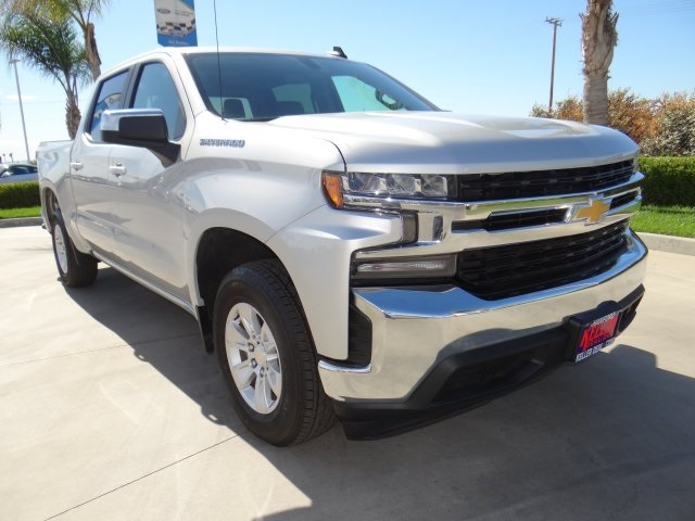 Used 2019 Chevrolet Silverado 1500 LT in Hanford, CA