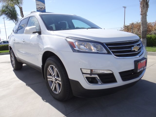 Used 2017 Chevrolet Traverse LT in Hanford, CA