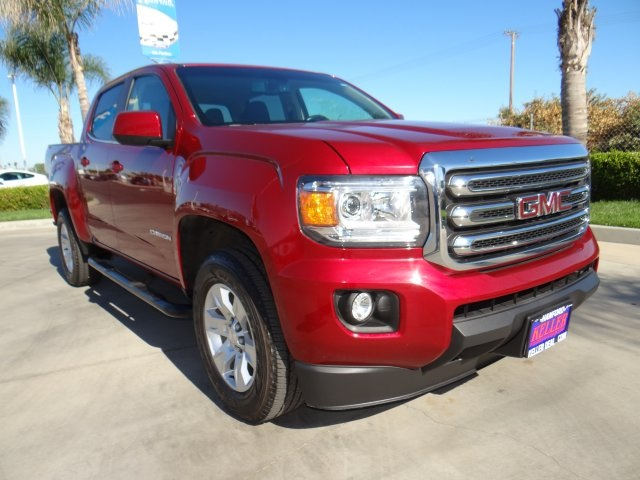 Used 2018 GMC Canyon SLE1 in Hanford, CA