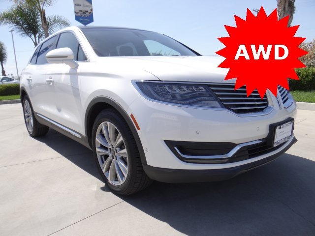 Used 2017 Lincoln MKX Reserve in Hanford, CA