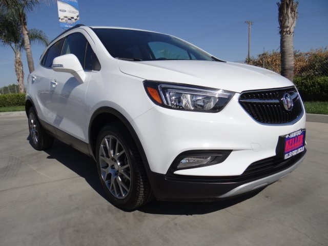 Used 2017 Buick Encore Sport Touring in Hanford, CA