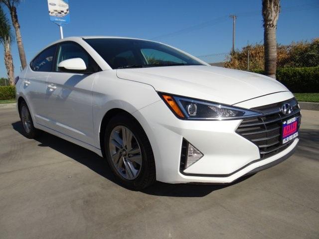 Used 2019 Hyundai Elantra SEL in Hanford, CA
