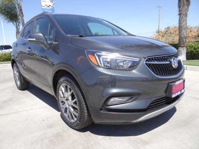 Used 2018 Buick Encore Sport Touring in Hanford, CA