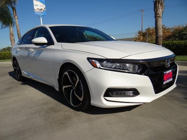 Used 2019 Honda Accord Sport in Hanford, CA