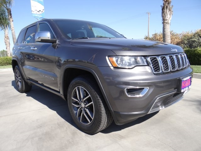 Used 2018 Jeep Grand Cherokee Limited in Hanford, CA