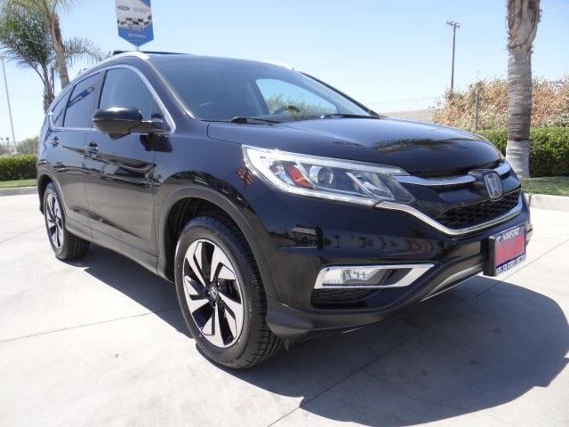 Used 2015 Honda CR-V Touring in Hanford, CA