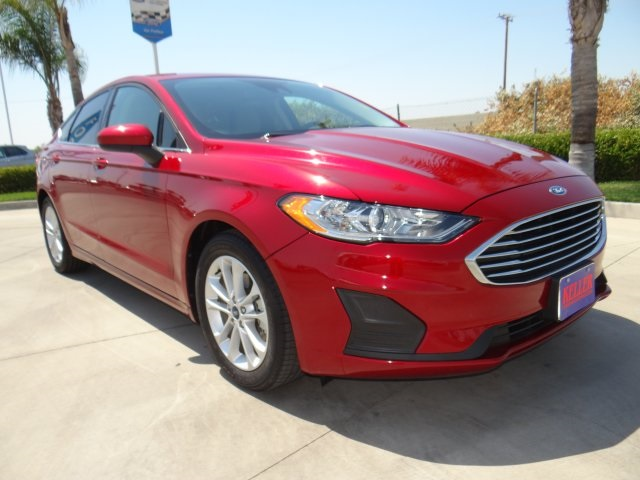 Used 2019 Ford Fusion SE in Hanford, CA