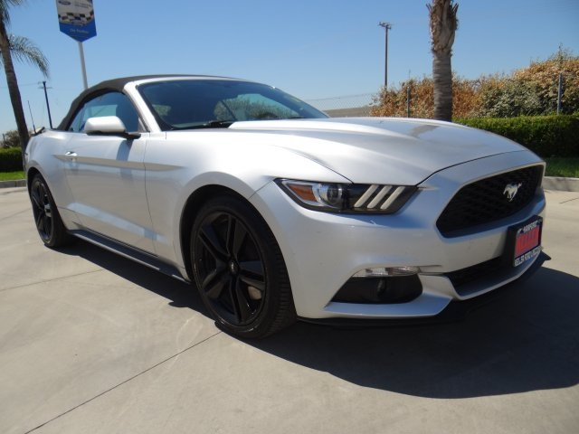 Used 2016 Ford Mustang EcoBoost Premium in Hanford, CA