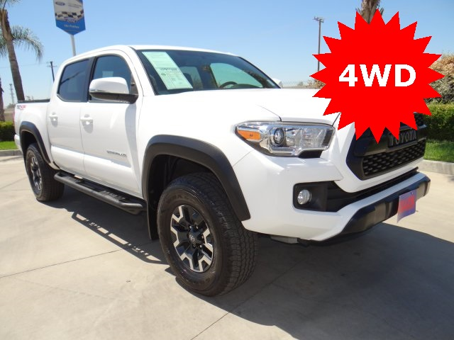 Used 2017 Toyota Tacoma TRD Offroad in Hanford, CA