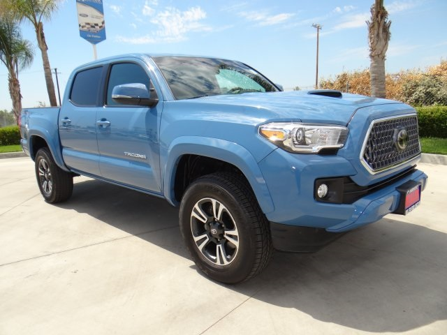 Used 2019 Toyota Tacoma TRD Sport in Hanford, CA