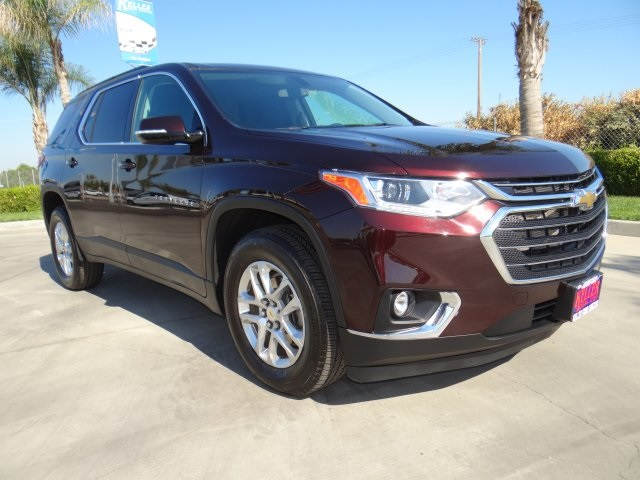 Used 2020 Chevrolet Traverse LT in Hanford, CA