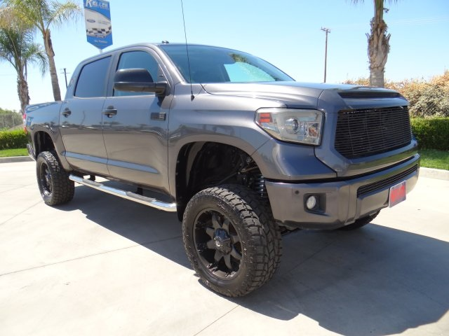 Used 2014 Toyota Tundra Platinum in Hanford, CA