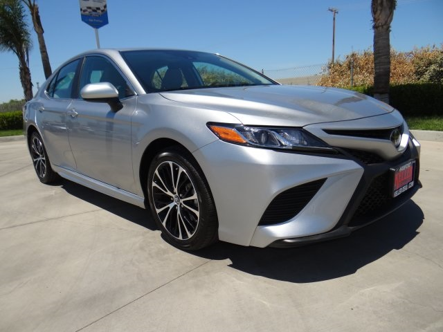 Used 2019 Toyota Camry SE in Hanford, CA