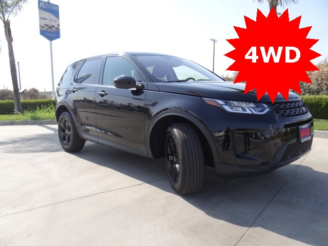 Used 2020 Land Rover Discovery Sport S in Hanford, CA