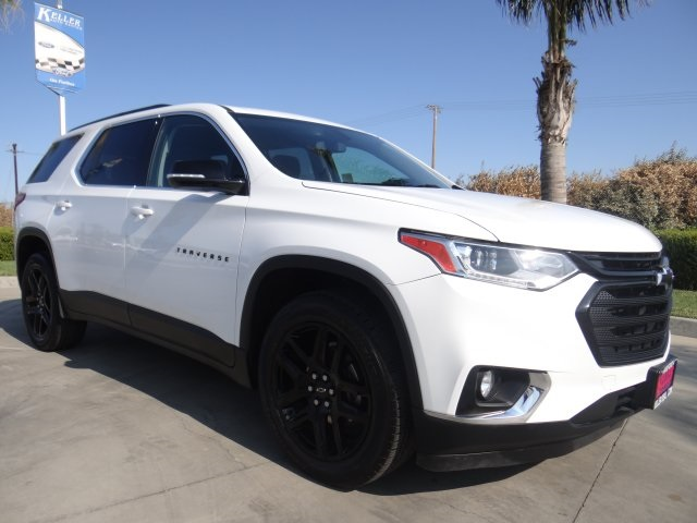 Used 2019 Chevrolet Traverse LT in Hanford, CA