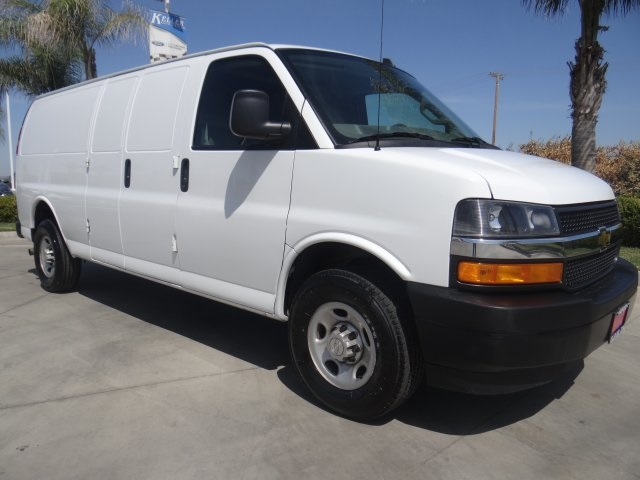 Used 2020 Chevrolet Express 2500 Work Van in Hanford, CA