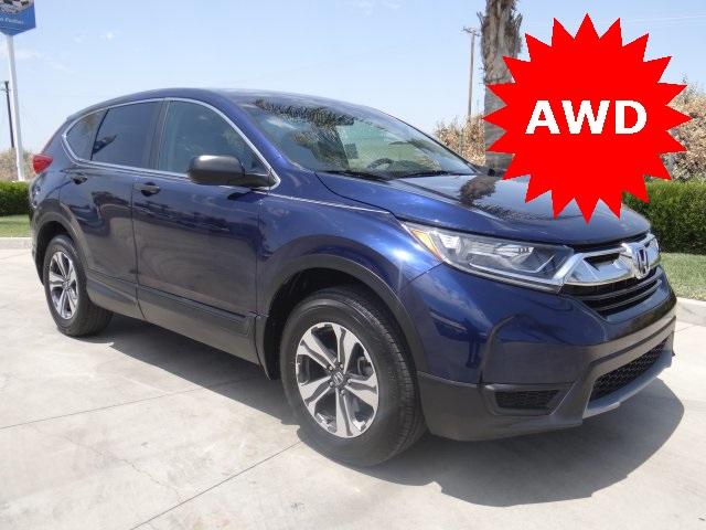 Used 2018 Honda CR-V LX in Hanford, CA