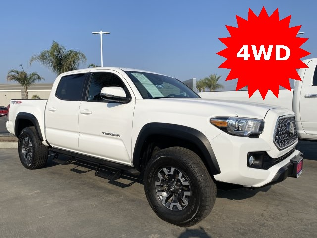 Used 2019 Toyota Tacoma TRD Offroad in Hanford, CA