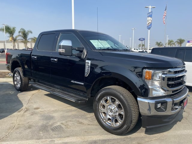 Used 2020 Ford F-250SD Lariat in Hanford, CA