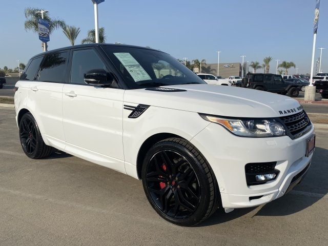 Used 2014 Land Rover Range Rover Sport 5.0L V8 Supercharged Autobiography in Hanford, CA