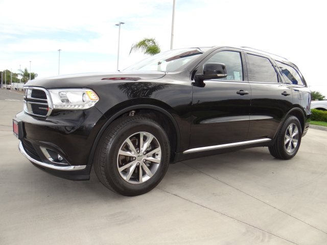 Used 2016 Dodge Durango Limited in Hanford, CA
