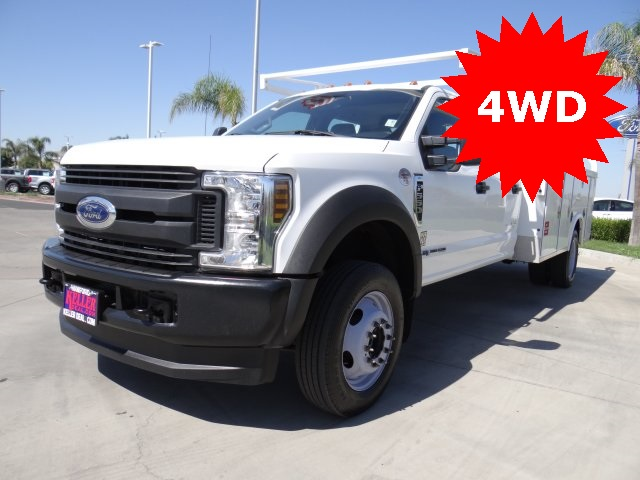 Used 2018 Ford F-550SD XL in Hanford, CA