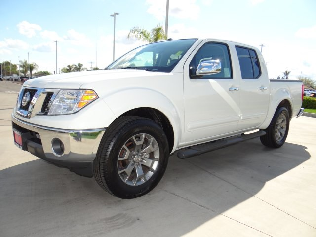 Used 2019 Nissan Frontier SL in Hanford, CA