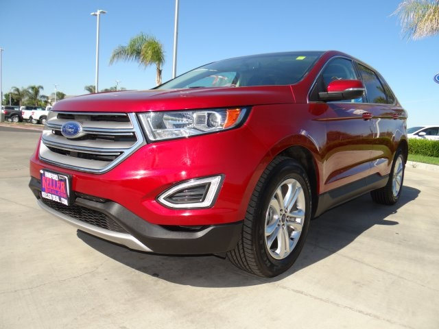 Used 2017 Ford Edge SEL in Hanford, CA