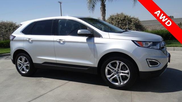 Used 2015 Ford Edge Titanium in Hanford, CA