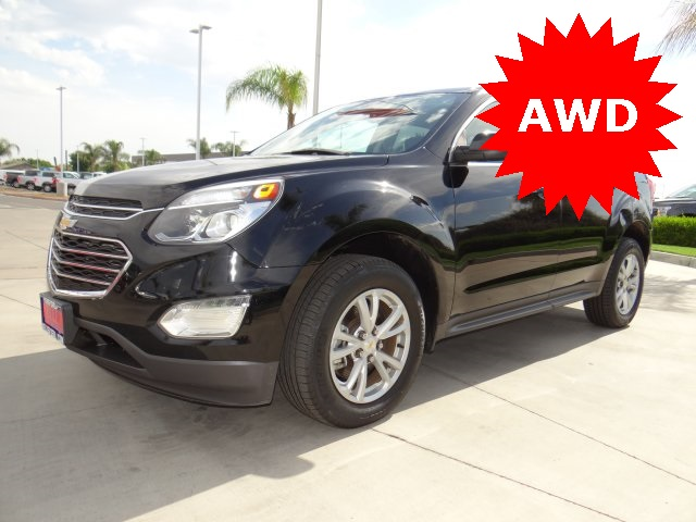 Used 2017 Chevrolet Equinox LT in Hanford, CA