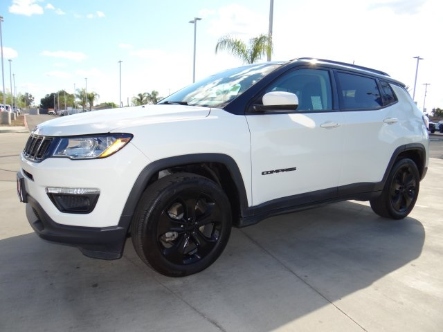 Used 2018 Jeep Compass Latitude in Hanford, CA