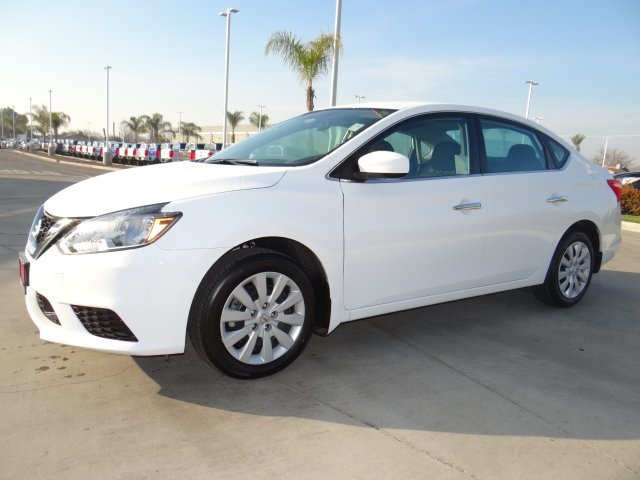 Used 2019 Nissan Sentra S in Hanford, CA