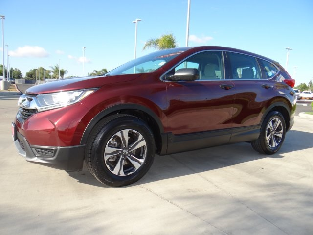 Used 2017 Honda CR-V LX in Hanford, CA