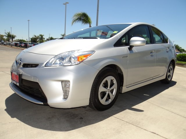 Used 2015 Toyota Prius Two in Hanford, CA