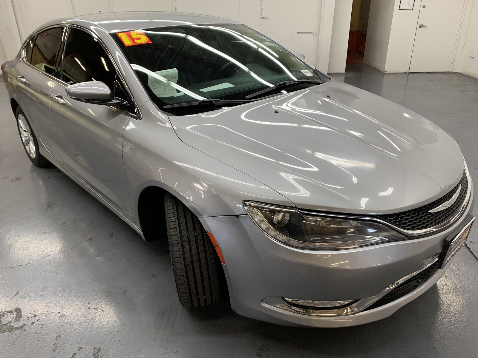 2015 Chrysler 200 C in Las Vegas, NV