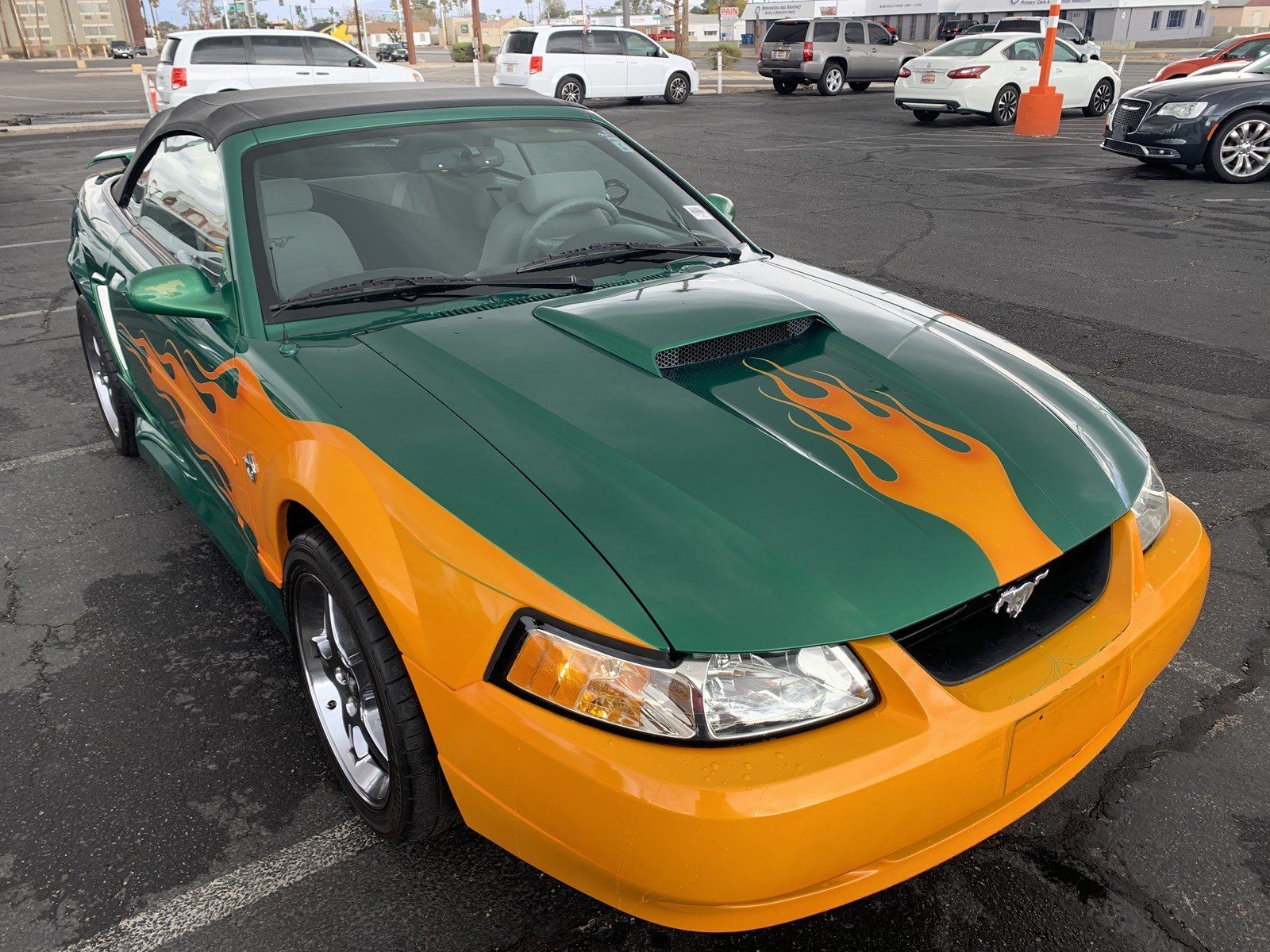 1999 Ford Mustang 2DR CONV in Las Vegas, NV