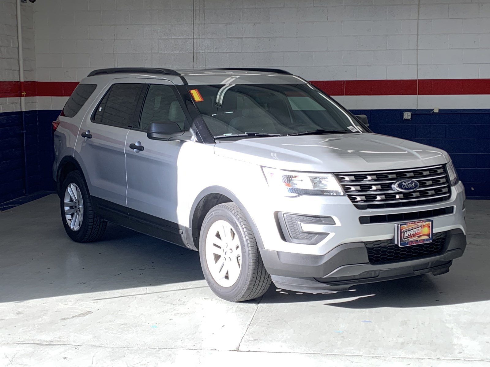 2016 Ford Explorer Base in Las Vegas, NV