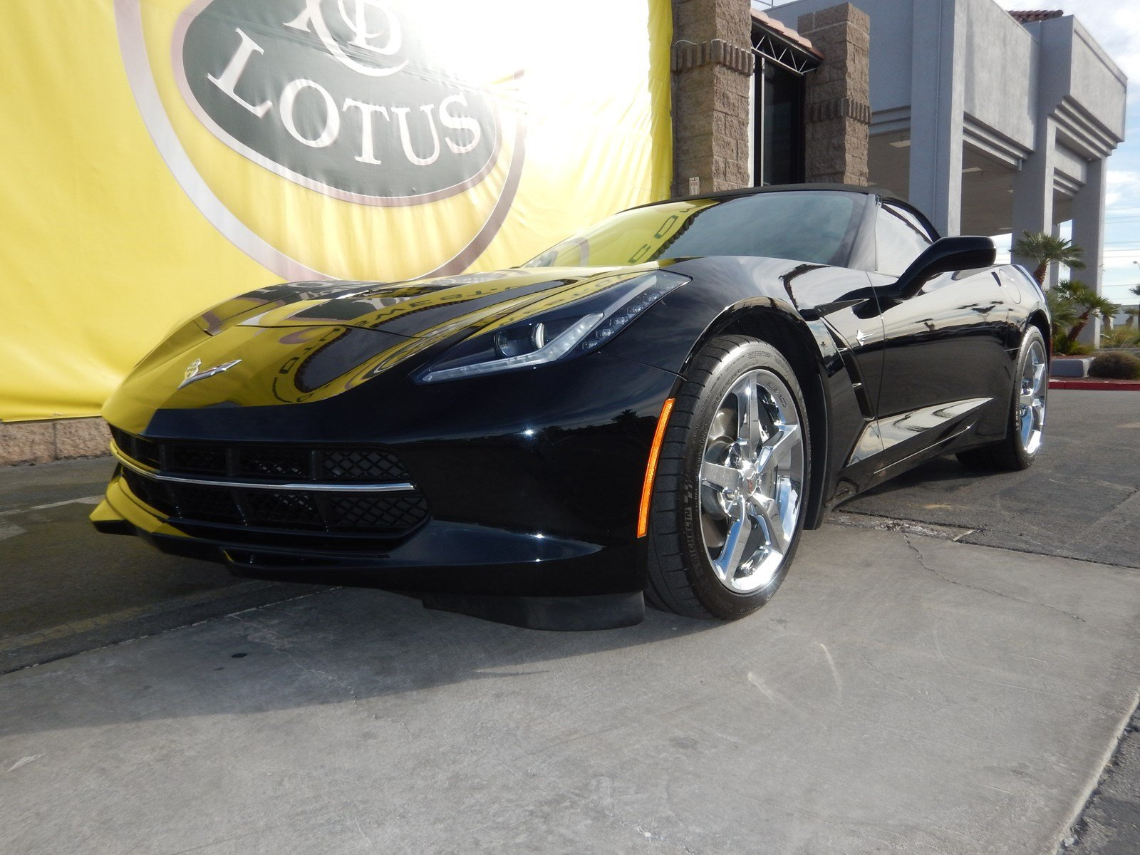 2014 Chevrolet Corvette Stingray 3LT in Las Vegas, NV
