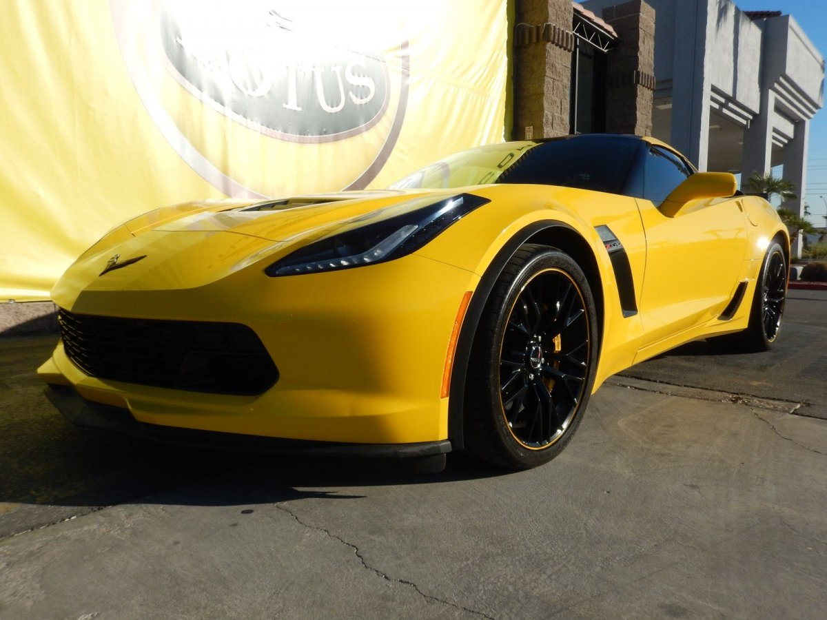 2015 Chevrolet Corvette Z06 3LZ in Las Vegas, NV
