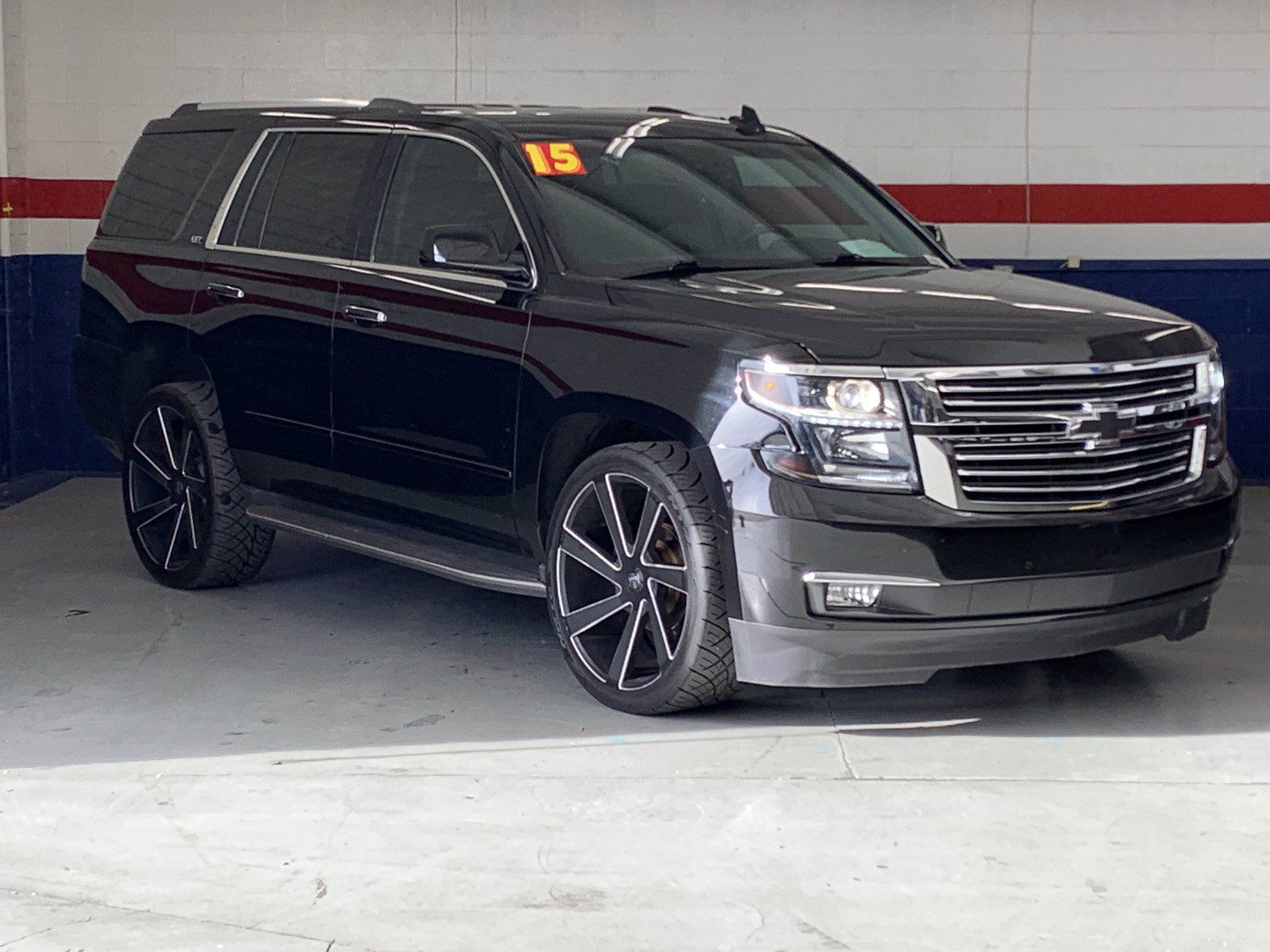 2015 Chevrolet Tahoe LTZ in Las Vegas, NV