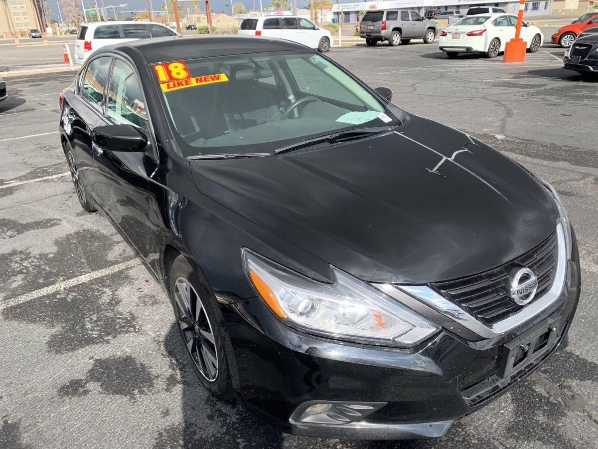 2018 Nissan Altima 2.5 SV in Las Vegas, NV