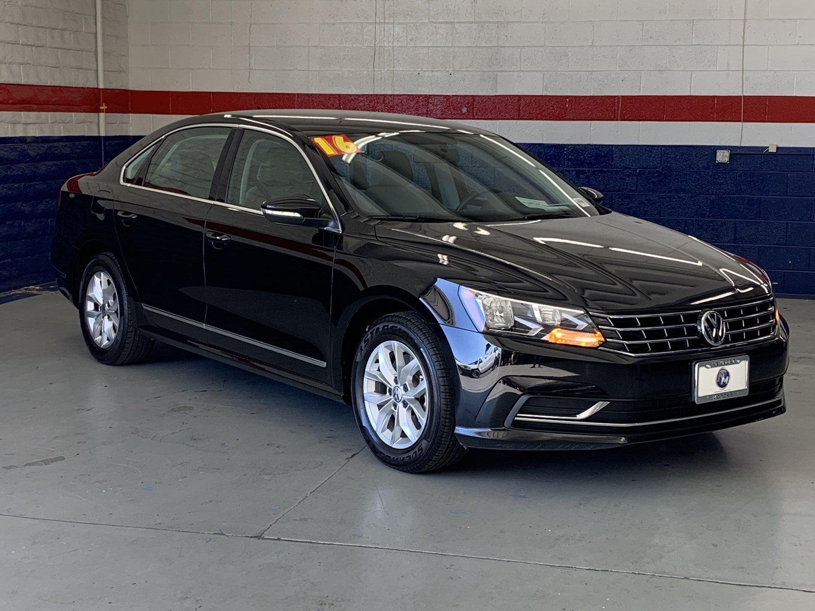 2016 Volkswagen Passat 1.8T S in Las Vegas, NV