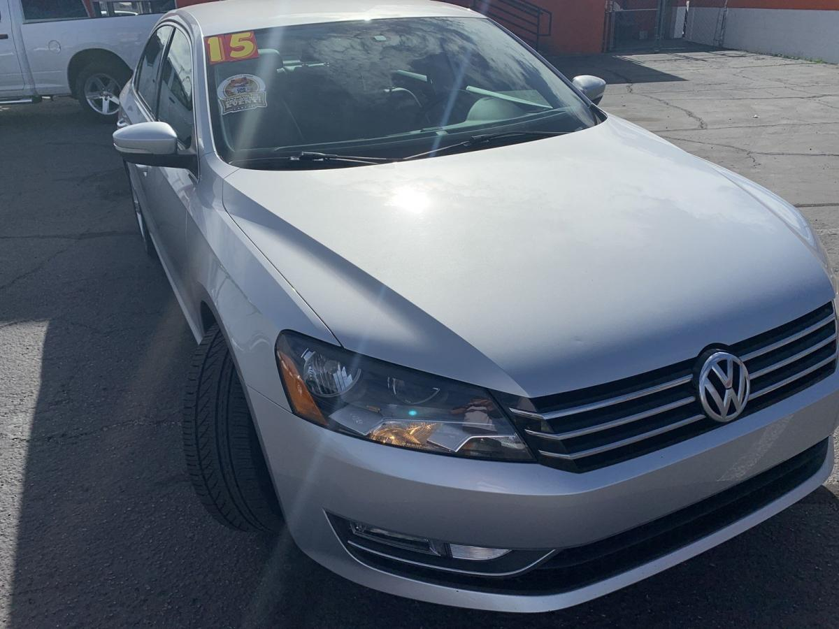 2015 Volkswagen Passat 1.8T LIMITED EDIT in Las Vegas, NV