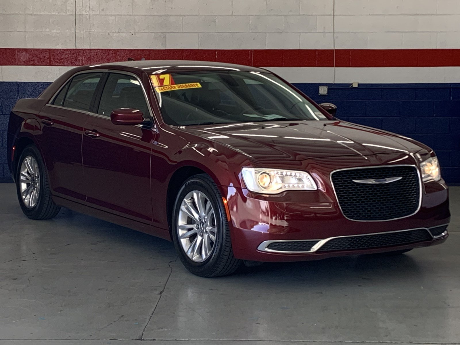 2017 Chrysler 300 Limited in Las Vegas, NV