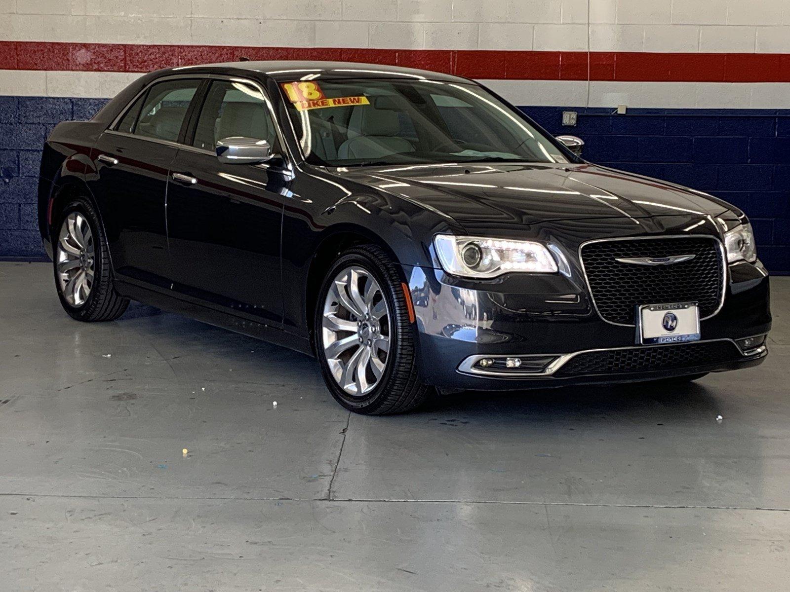 2018 Chrysler 300 Limited in Las Vegas, NV