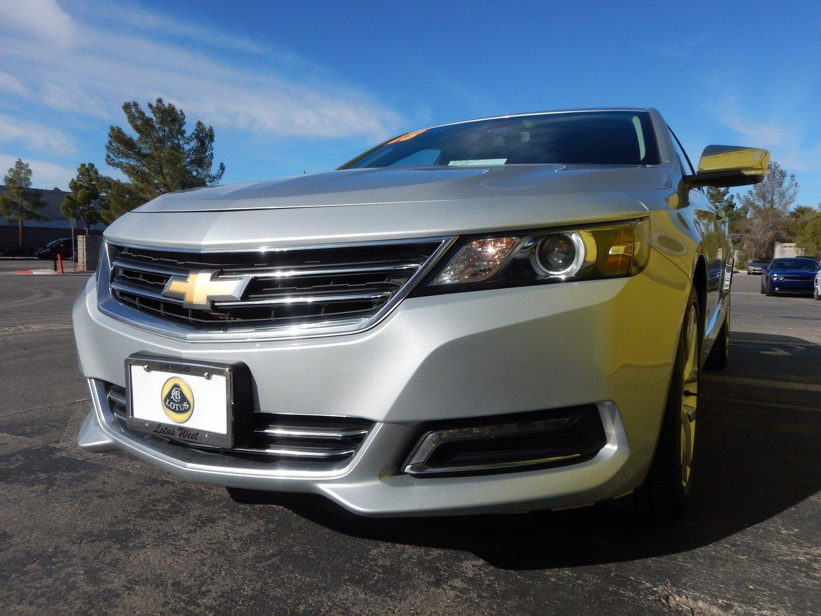 2018 Chevrolet Impala Premier in Las Vegas, NV