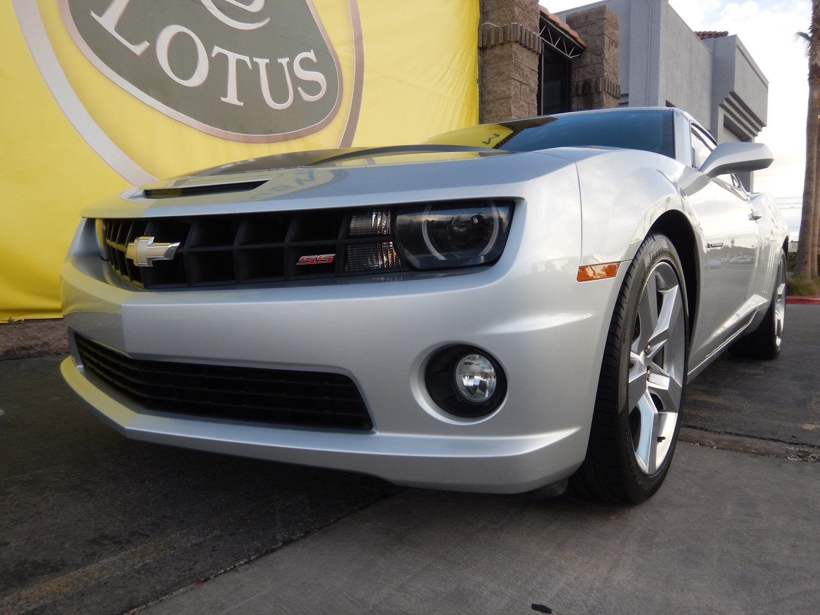 2011 Chevrolet Camaro 2LT in Las Vegas, NV