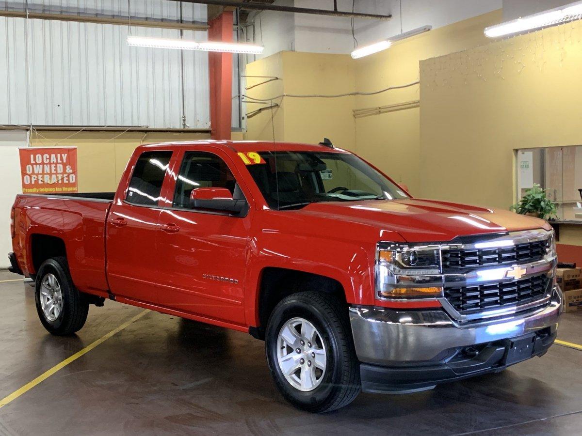 2019 Chevrolet Silverado 1500 LD LT in Las Vegas, NV